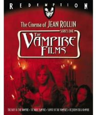 The Cinema of Jean Rollin, Series One: The Vampire Films [New Blu-ray] Boxed S