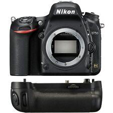 Nikon D750 FX Body w/Nikon MB-D16 Grip *NEW*