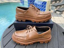 Prada Men's Shoes Spazzolato Rois   Size 13 US