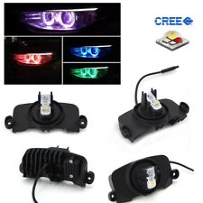 RGBW LED Angel Eyes Halo Ring Bulb Marker HID headlight For BMW F30 F31 3 Series