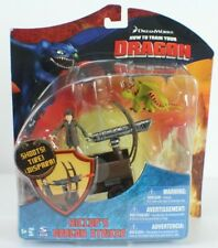 How To Train Your Dragon Hiccup's Dragon Striker Action Figure  NEW