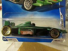 Hot Wheels GP-2009 Hot Wheels Racing Green