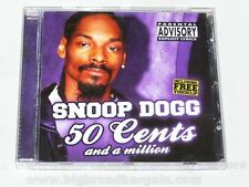 Snoop Dogg, 50 Cents And A Million, New CD Unsealed