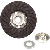 "BRIGHTBOY Rubberized Abrasive Round Rod 1//2/"" X 5/"" Medium Grit P//N 512 816 2"