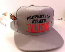 Property of Atlanta Falcons1980s New Era Cap Unworn NOS Licensed