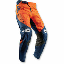 Pantalones de motocross naranjas Thor