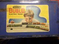 Hornby Dublo  3 rail set