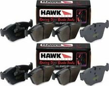 HAWK 2002-2006 ACURA RSX TYPE-S RSX-S HP PLUS HP+ BRAKE PADS FRONT AND REAR