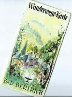 Wanderwege-Karte Wanderkarte Bad Bertrich Jupp Hamm (Entwurf)