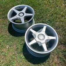 "OZ Racing Monte Carlo 17x9.5"" Wheels, Set of Two"