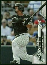 2020 Topps Update Base #U-23 Cheslor Cuthbert - Chicago White Sox