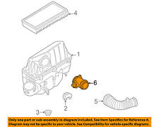 Mercedes MERCEDES-BENZ OEM Air Cleaner Intake-Air Mass Sensor MAF 0000941248