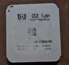 HP 02 Series Magenta Ink Cartridge for HP Photo Packs (CB284W) (New)