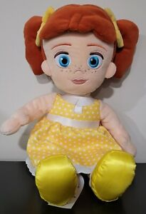 "Disney Store Toy Story 4 11"" Gabby Gabby Plush Medium EUC"