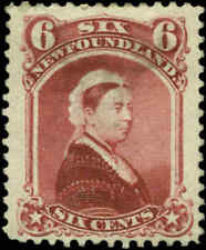 Newfoundland Scott #36 Mint