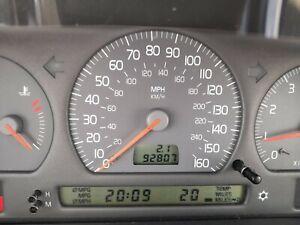 VOLVO S70 C70 S60 V70 1999 - 2005 2.4 PETROL  TURBO ENGINE B5244T7 92K