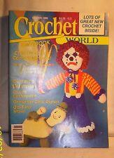 CraftBook E192 W1986 Crochet World [Ominibook]