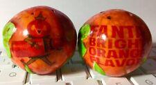 Rare Vintage Bright Orange Flavor Fanta Man Soda cola Pop 1964