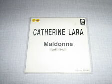 CATHERINE LARA CDS FRANCE PROMO MALDONNE+