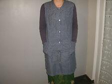 blouse nylon  nylon kittel nylon overall N° 3404 T44