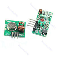 New 433Mhz RF Transmitter Module And Receiver Link Kit For Arduino/ARM/MCU WL