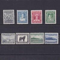 NEWFOUNDLAND 1941, SG# 276-288, CV £32, Part set, MH