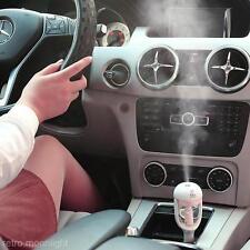 KFZ Auto Mini Luftreiniger Lufterfrischer Parfüm Vernebler Luftbefeuchter ROSA