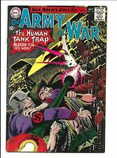 OUR ARMY at WAR # 156 (JULY 1965), FN-