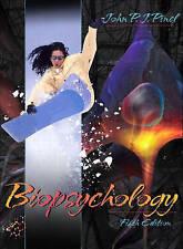 USED (GD) Biopsychology by John P.J. Pinel