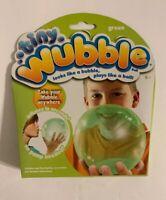 Tiny Wubble - New Wubble Ball Green