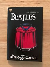 THE BEATLES HAND TAG DISK GO CASE