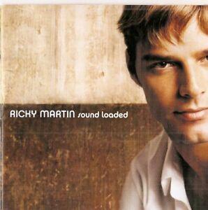 RICKY MARTIN - SOUND LOADED - CD -