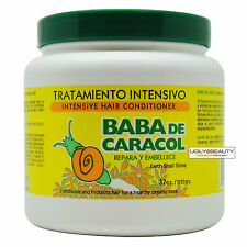 Baba De Caracol Intensive Hair Conditioner 37 Oz Tratamiento Intensivo Treatment