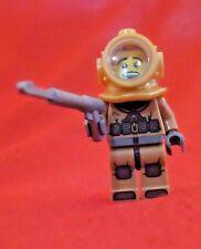 LEGO Series 8-6 Diver Series 8 Minifigure