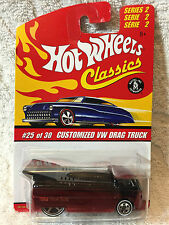 Hot Wheels - Classics Series 2 #25 of 30 - VW Customized Drag Truck