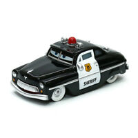 Mattel Disney Pixar Cars Sheriff Metal 1:55 Diecast Toy Vehicle Gift Loose New