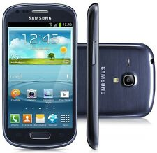 New Samsung Galaxy S3 Mini I8190 - 8GB - Blue (Unlocked) Smartphone