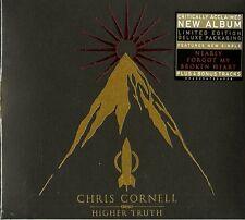 Chris Cornel (Soundgarden) - Higher Truth CD Dlx (new album/sealed)