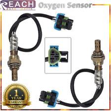 2pc Oxygen Sensor Downstream For 2008-2015 Chevrolet Express 2500 3500 4.8L 6.0L