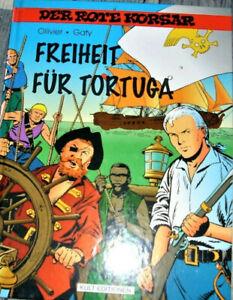 DER ROTE KORSAR Band-29--HC--OVP--Von Kult Edition.