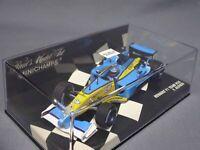 Minichamps Renault F1 R23 Alonso 1/43 Scale Box Mini Car Display Diecast CA3567