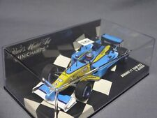 Minichamps Renault F1 R23 Alonso 1/43 Scale Box Mini Car Display Diecast CA3567