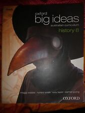 Oxford Big Ideas History 8 - Australian Curriculum Textbook + Obook by Maggy, L2