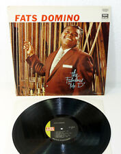 "FATS DOMINO ""The Fabulous Mr. D"" US EX/EX IMPERIAL Stereo re LP Vinyl"