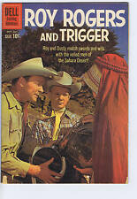 Roy Rogers #139 Dell 1960