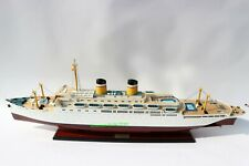 """SS Independence Cruise Ship Model 40"""" Handcrafted Wooden Model NEW"""