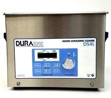 New DuraSonic 4 Liter / 1 Gallon Digital Ultrasonic Cleaner, with Basket