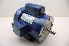 Leeson Electric Motor 11090500 C6C17FK4F 3/4HP 1725RPM D56C FR 115/208-230V TEFC