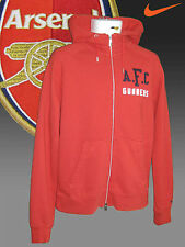 NIKE NSW FC ARSENAL London Fußball AW77 özil cr7 Jacke M zip hoddie tech fleece