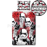 STAR WARS DUVET COVER EPISODE VIII TROOPER LAST JEDI